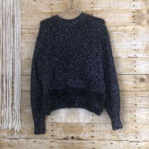 H&M Metallic Sweater
